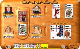 canasta freeware